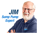 Jim, The Sump Pumps Expert