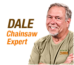 Dale, The Chain Saws Expert