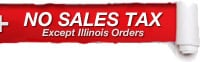 Tax-Free Power Equipment Dealer - Excludes Illinois