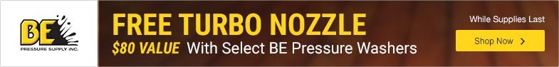 (1) BE - Free Turbo Nozzle