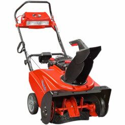 Mid-Grade Single-Stage Snow Blowers