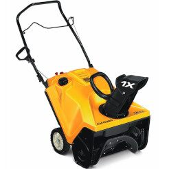 Entry-Level Single-Stage Snow Blowers