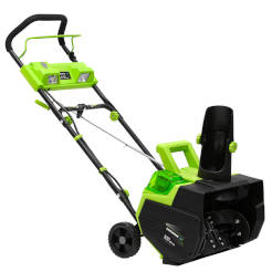 Cordless Electric Snow Blowers