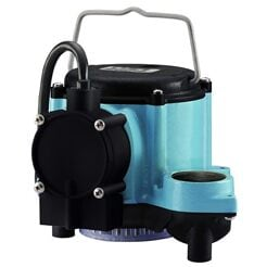Primary Sump Pump Little Giant Water Pumps