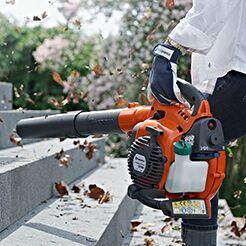Entry-Level Gas Handheld Leaf Blowers