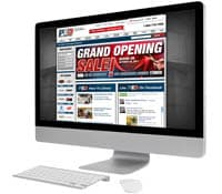 New Power Equipment Direct Web Site