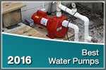 2016 Best Water Pumps Published By Water Pumps Direct