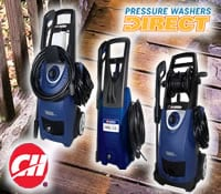 Pressure Washers Direct Announces New Campbell Hausfeld Products