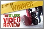 Video Review Earned Allendale, MI Resident Cash Prize