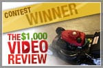 Latest Winner of Video Review Contest Comes From Wisconsin