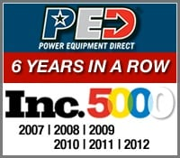 Power Equipment Direct Inc. 5000 Listing
