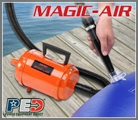 MagicAir High Volume Inflators