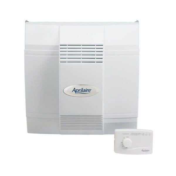 Aprilaire Power Humidifier - 18 GPD - 120V - Manual