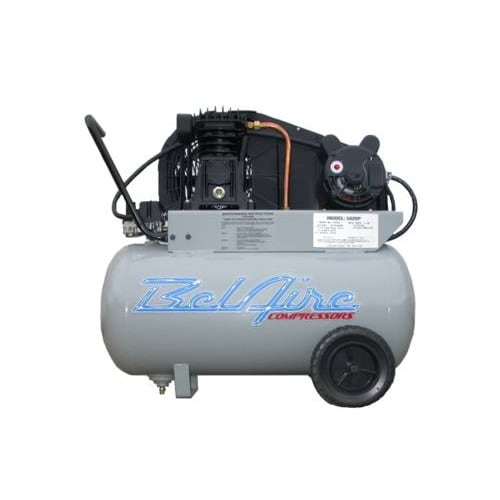 BelAire 2-HP 20-Gallon (Belt Drive) Single-Stage Air Compressor
