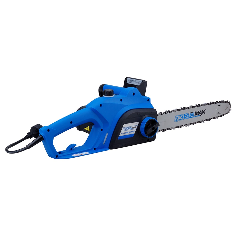 Blue Max Electric Chainsaw
