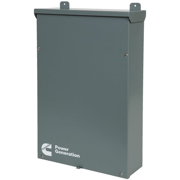 Cummins RA-100-SE - 100-Amp Outdoor Automatic Transfer Switch For RS Series Generators (Service Disconnect)