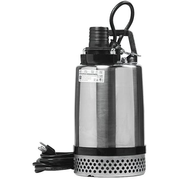 "Little Giant FS-750 - 80 GPM (2"") Stainless Steel Submersible Utility Pump 620241"