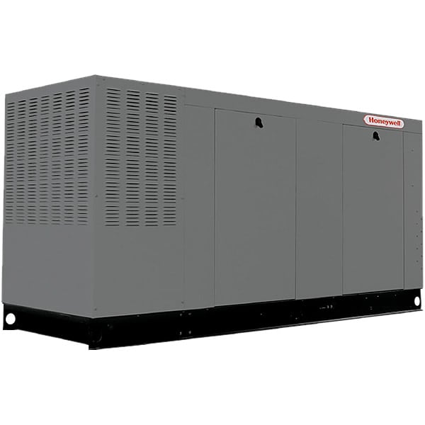 Honeywell� 150 kW Commercial Automatic Standby Generator (NG - 120/208V) (50 State. Comp)