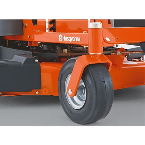 Rugged Frame And Casters Provide Durability