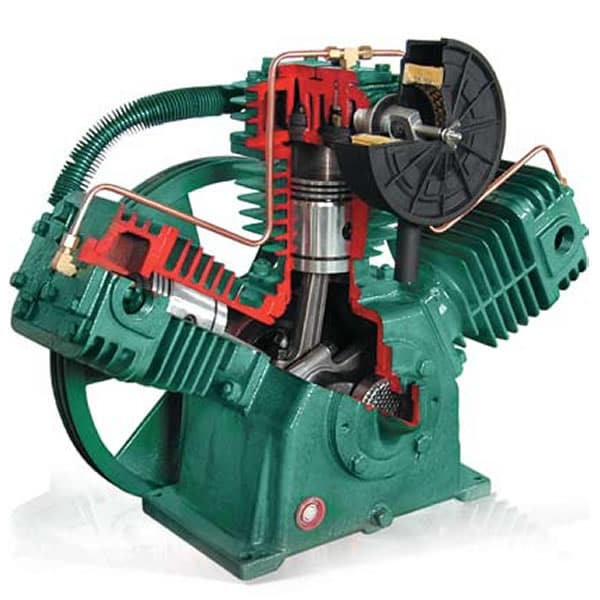 Cast iron E-series pump delivers long performance life