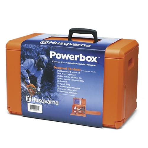 Husqvarna Powerbox� Chain Saw Carrying Case (Fits models 136 to 575 XP)
