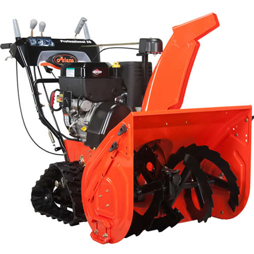 "Ariens Professional Track ST28DLET (28"") 420cc Two-Stage Snow Blower"