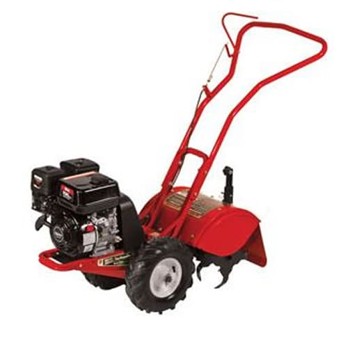"Earthquake 6015V (15"") 196cc Counter Rotating Rear Tine Tiller"