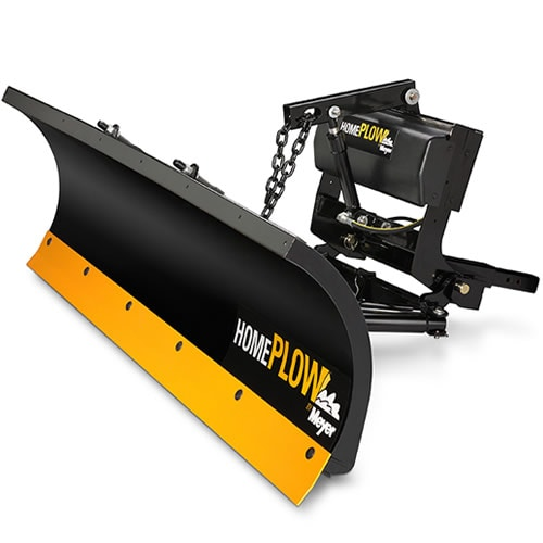 "Meyer Home Plow (90"") Power Angle Full Hydraulic Snow Plow"