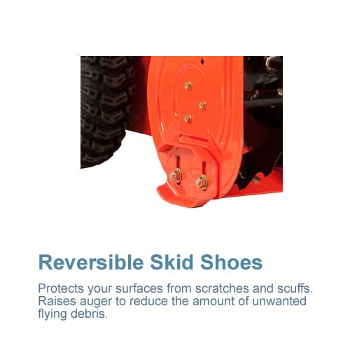 Reversible Skid Shoes