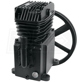 Powermate 1.9-HP Single-Stage Inline-Twin Replacement Air Compressor Pump (7 CFM @ 40 PSI)