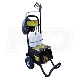Cam Spray Professional 2000 PSI (Electric - Cold Water) Pressure Washer (230V 1-Phase)