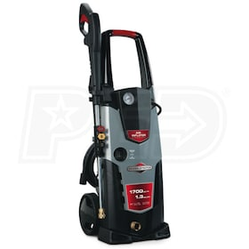 Briggs and Stratton 1700 PSI (Electric - Cold Water) Pressure Washer w/ Inflator