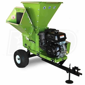 "YardBeast (3.5"") 14-HP 429cc Kohler Chipper Shredder W/ Trailer"