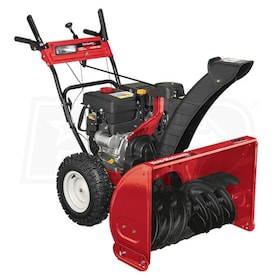"MTD Yard Machines (30"") 357cc Two-Stage Snow Blower w/ Electric Start"