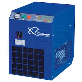 "Quincy QPNC 35 1/2"" Non-Cycling Refrigerated Air Dryer (35 CFM)"