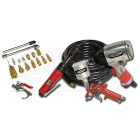 Speedway 21-Piece Air Tool & Accessory Kit