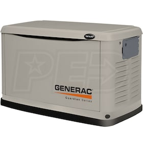 Generac Guardian™ 14kW Home Standby Generator