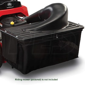 Snapper Single Bag Grass Collector, Rear Engine Riding Mower (2013 & Newer Models)