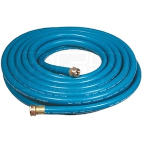 "BE 50-Foot (3/4"") Professional Grade Thermoplastic Garden Hose"