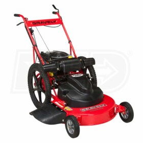 "Gravely Pro-24 (24"") 190cc High Wheel Self-Propelled Lawn Mower"