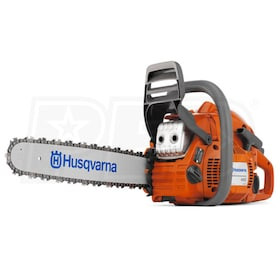 "Husqvarna 445 (18"") 45.7cc Gas Chainsaw"