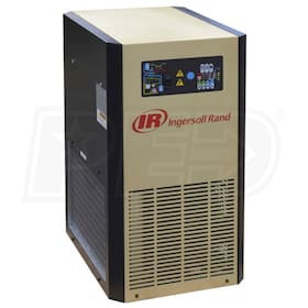 Ingersoll Rand D-EC High Efficiency Cycling Refrigerated Air Dryer 25HP (100 CFM)