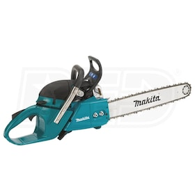 "Makita (20"") 64cc Professional Gas Chain Saw, 3/8"" - .050"""