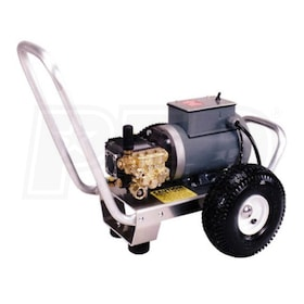 Pressure-Pro Professional 3500 PSI (Electric-Cold Water) Aluminum Frame Pressure Washer w/ Auto Stop-Start