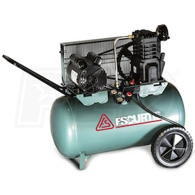 FS-Curtis Garage Mate 2-HP 20-Gallon Air Compressor (120V 1-Phase)