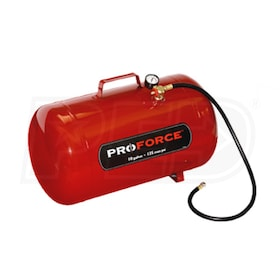 Pro-Force 10-Gallon Portable Air Tank