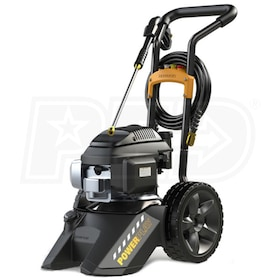 Powerplay Hotrod 2700 PSI (Gas - Cold Water) Pressure Washer w/ Honda Engine