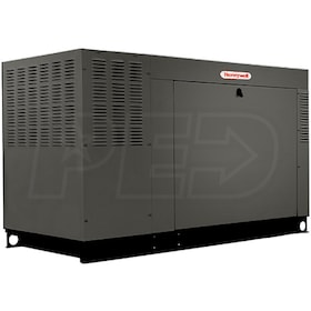 Honeywell� 70 kW Liquid Cooled Automatic Standby Generator (LP - Premium-Grade) (48 state compliant)