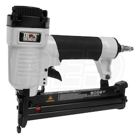 "Iron Horse 1-1/4"" 18-Gauge 2-In-1 Brad Nailer / Stapler Combo w/ Case"
