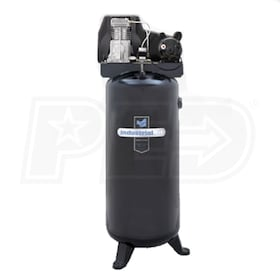 Industrial Air 3.1-HP 60-Gallon (Belt-Drive) Single-Stage Air Compressor (240V 1-Phase)